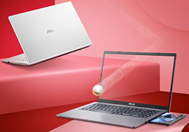 Asus представила недорогой ноутбук X545FA