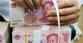 Власти Китая начали буквально отмывать деньги от коронавируса