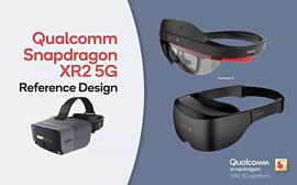 Qualcomm продемонстрировала референсный дизайн VR-шлемов следующего поколения