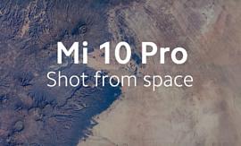 Камеру Xiaomi Mi 10 запустили в космос
