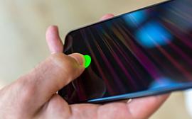 Redmi разработала сканер отпечатков пальцев, который можно поместить под LCD-дисплей