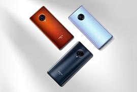 vivo представила новый топовый смартфон NEX 3S 5G
