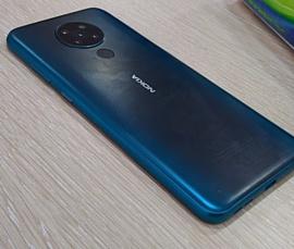 В сеть попала новая фотография Nokia 5.3