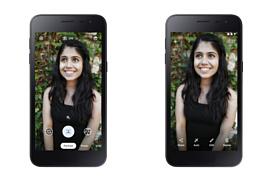 Google показала новое приложение камеры для устройств с Android Go