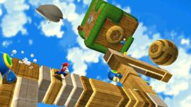 Слух: Nintendo выпустит на Switch несколько классических игр о Марио