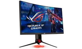 Asus представила изогнутый геймерский монитор ROG Strix XG27WQ