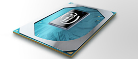 Intel анонсировала новые процессоры 10 поколения для ноутбуков
