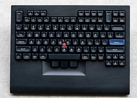Tex выпустила клавиатуру Shinobi для любителей ThinkPad
