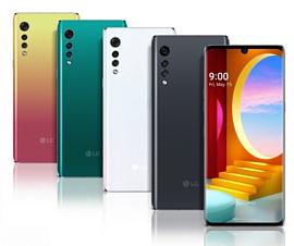 LG рассказала о характеристиках своего грядущего мобильника Velvet