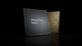MediaTek представила новый мобильный чипсет Helio G85