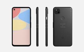 Утечка: новые рендеры Google Pixel 4a