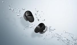 Sony представила TWS-наушники WF-SP800N, батареи которых хватит на 26 часов музыки