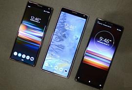 Sony обновила Xperia 10 и 10 Plus до Android 10