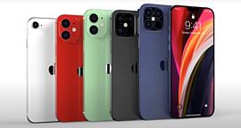 В сеть попали CAD-рендеры четырех новых iPhone