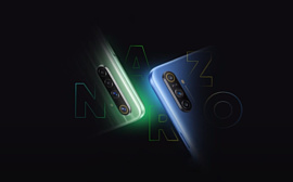 Realme представила новые смартфоны Narzo 10 и Narzo 10A