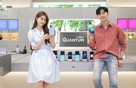 Samsung Galaxy A Quantum — первый в мире смартфон с квантовым генератором случайных чисел