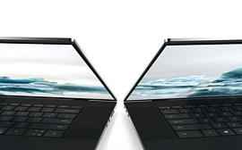 Dell продемонстрировала новые легкие ноутбуки XPS 15 и XPS 17