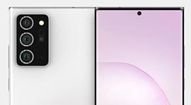 В сеть попали первые качественные рендеры Samsung Galaxy Note20+