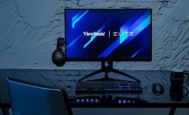 ViewSonic показала новый игровой монитор Elite XG270QC