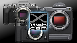 Fujifilm выпустила приложение, которое превращает ее камеры в веб-камеры