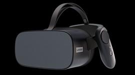 Lenovo выпустила автономный VR-шлем Mirage VR S3
