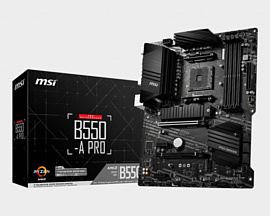 Некоторые материнские платы на чипе AMD B550 будут дороже моделей на X570