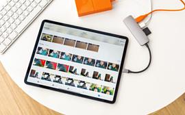 Слух: Apple iPad Air 4 получит 11-дюймовый экран и USB-C