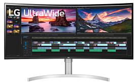 LG показала новый геймерский монитор 38WN95C-W