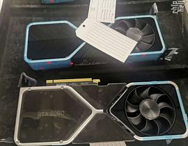 В сеть попала первая фотография Nvidia GeForce RTX 3080