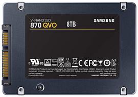 Samsung готовит к выпуску 8-терабайтный SSD-накопитель