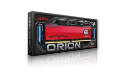 Geil анонсировала новую серию планок оперативной памяти Orion