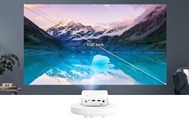 LG представила новый портативный проектор CineBeam