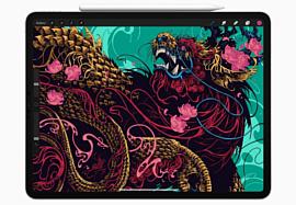 Apple начала выпуск пробных экземпляров iPad Pro с экраном Mini LED
