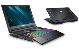 Acer анонсировала новые сверхмощные ноутбуки Predator Helios