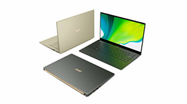 Acer обновила недорогие ноутбуки Swift 5