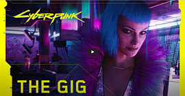 CD Projekt RED показала новый трейлер и новое видео Cyberpunk 2077