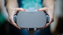 Facebook прекратит выпуск VR-шлемов Oculus Go