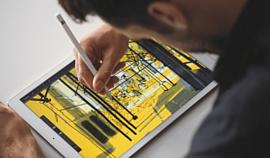 Будущие стилусы Apple могут получить возможность симуляции ощущения письма на бумаге