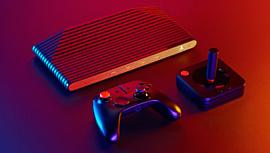 Atari пообещала начать поставки своей консоли VCS в октябре