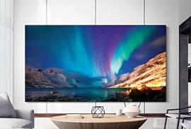 Слух: из-за проблем в производстве Samsung начнет продажи MicroLED-телевизоров лишь в 2021