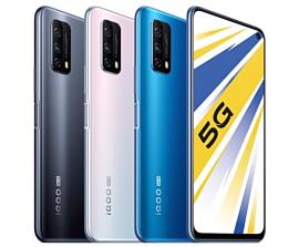 vivo анонсировала недорогой смартфон iQOO Z1x 5G