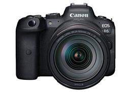 Canon представила топовую беззеркальную 8K-камеру EOS R5 за $3900