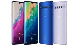 TCL показала новые смартфоны 10 Plus и 10 SE