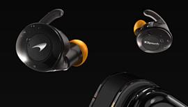 Klipsch показала новые наушники T5 II True Wireless Sport McLaren Edition