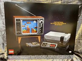 LEGO выпустит набор для сбора консоли NES