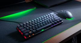 Razer представила новую компактную клавиатуру Huntsman Mini