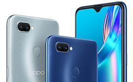 Oppo анонсировала новый бюджетный мобильник A12s