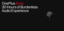 OnePlus Buds смогут проработать в автономном режиме до 30 часов