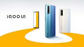 iQOO показала новый недорогой смартфон U1