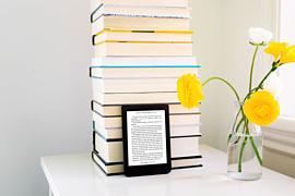 Kobo показала новую электронную книгу Nia за $100